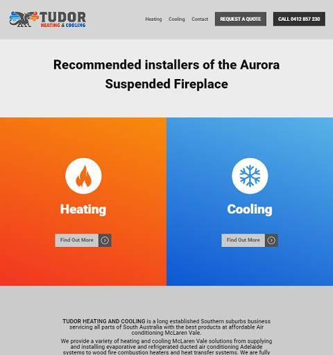 Tudor Heating and Cooling